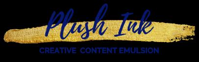 Plush Ink Blog