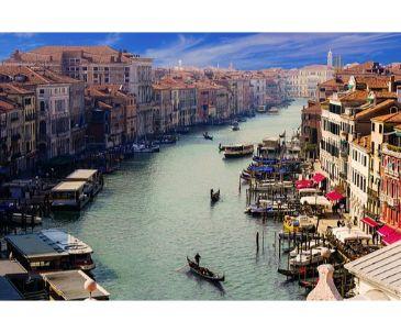 Venice, here I come!