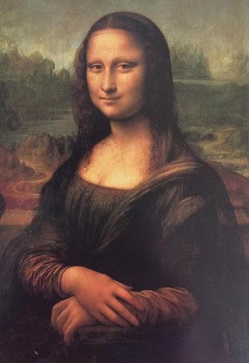 World-famous art pieces